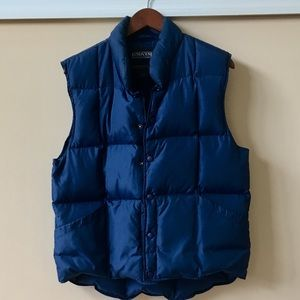 Lands' End Jackets & Coats - Lands' End down vest